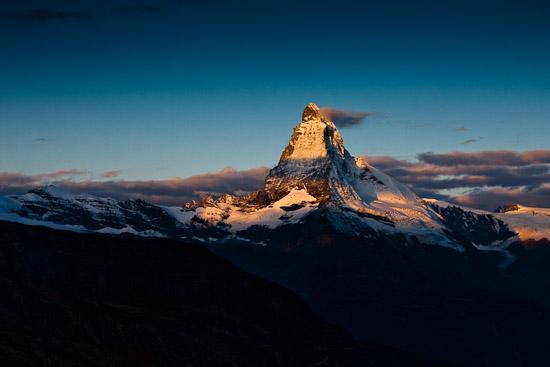 Matterhorn GEWALTIG